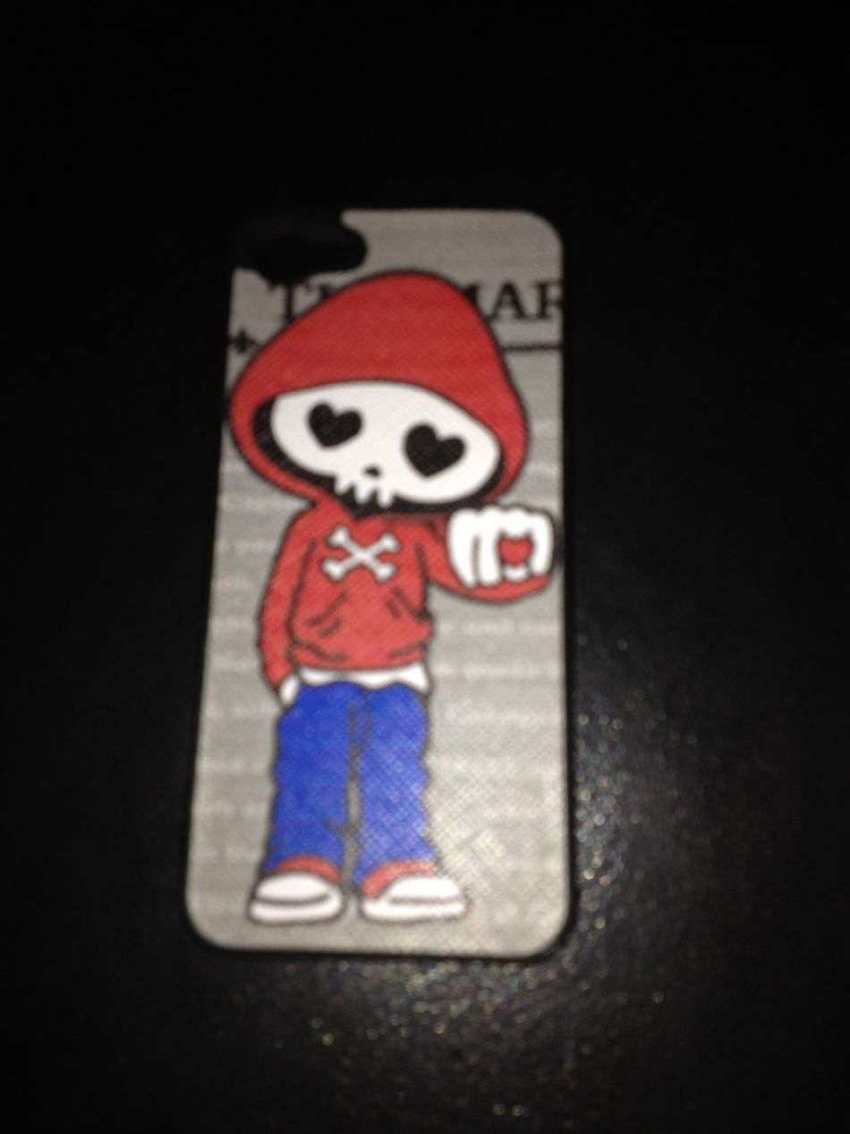 My New Case Teamiphone Jus Cuzzzz