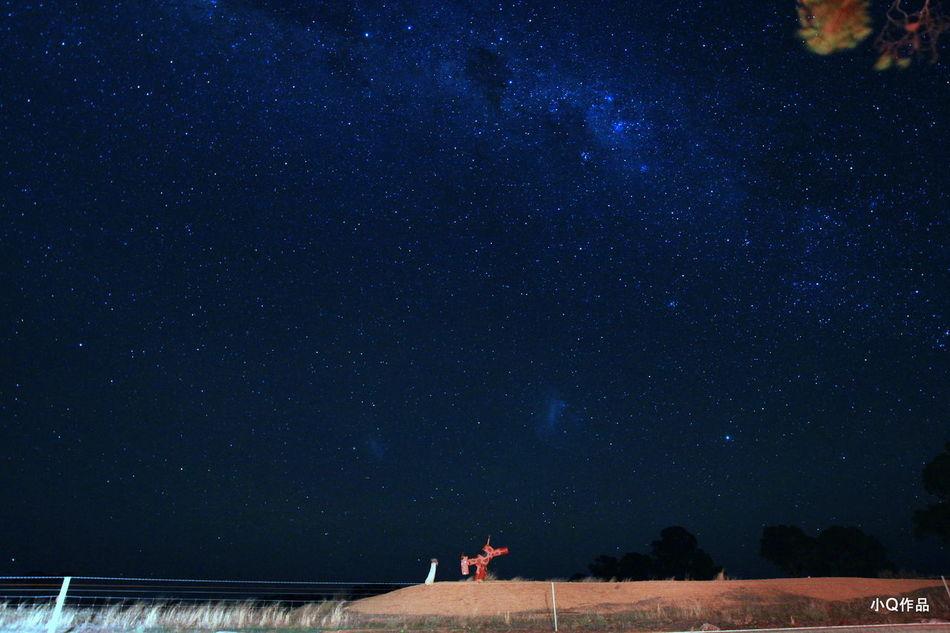 Kulin night Kulin Stars Sky Collection Nature_collection