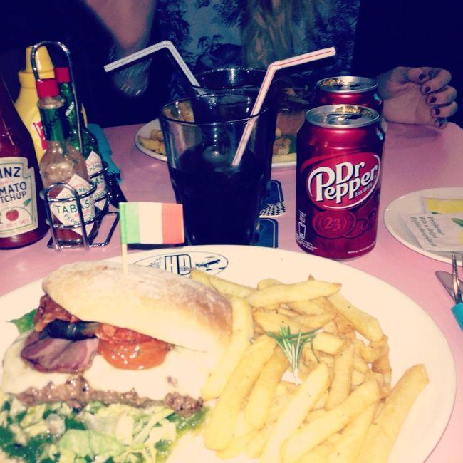 HD Diner Time