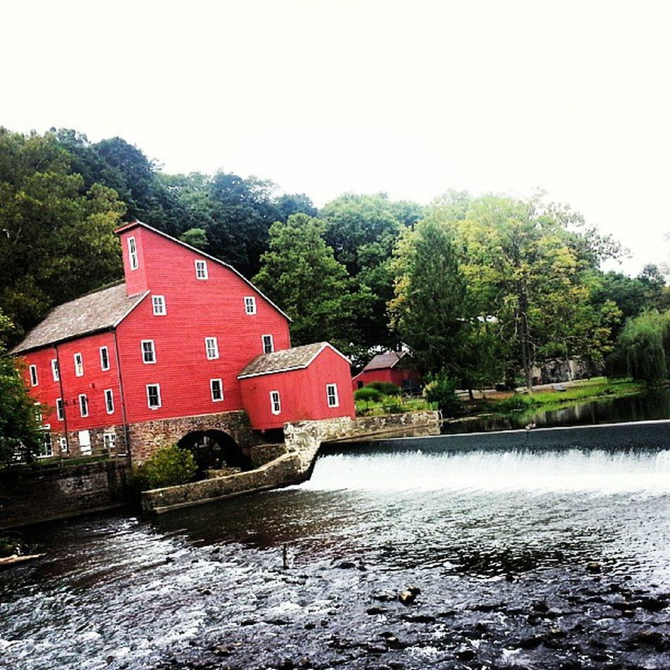 Day 1 of an UN4gettable Drive starts at the Old Red Mill. Bmw Nature Beautiful historic ... where will we be next?