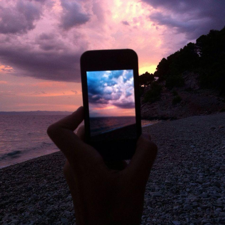 Duble Sunset