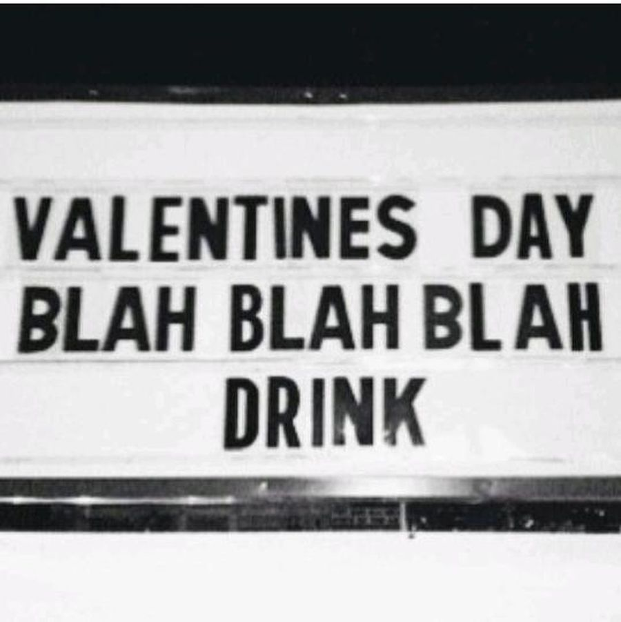 Valentine's Day  Streetphotography Blackandwhite Forever Alone ♡ †✌