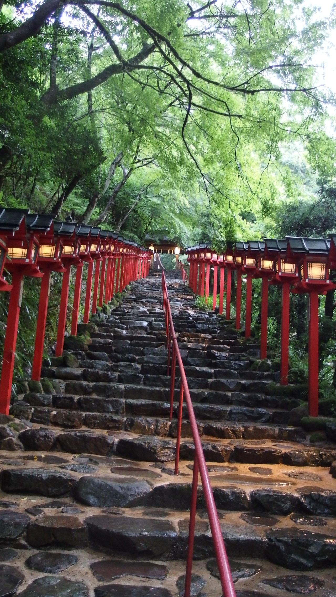 Japan 京都 貴船神社 Kyouto