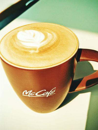 First Eyeem Photo Coffee McDonald