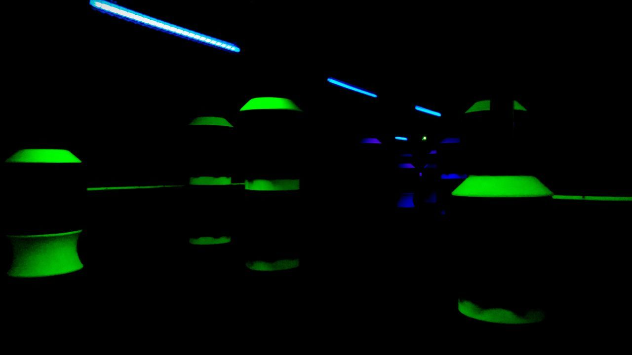 Lasertag Alltheneonlights