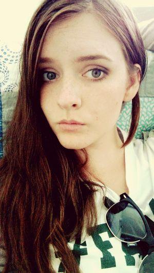 Hi! Enjoying Life That's Me Self Portrait Today's Hot Look Selfie Hotgirl Hottie Makeup
