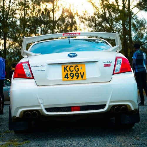 Subaru Nairobi Kenya Cars Outdoors Rally First Eyeem Photo