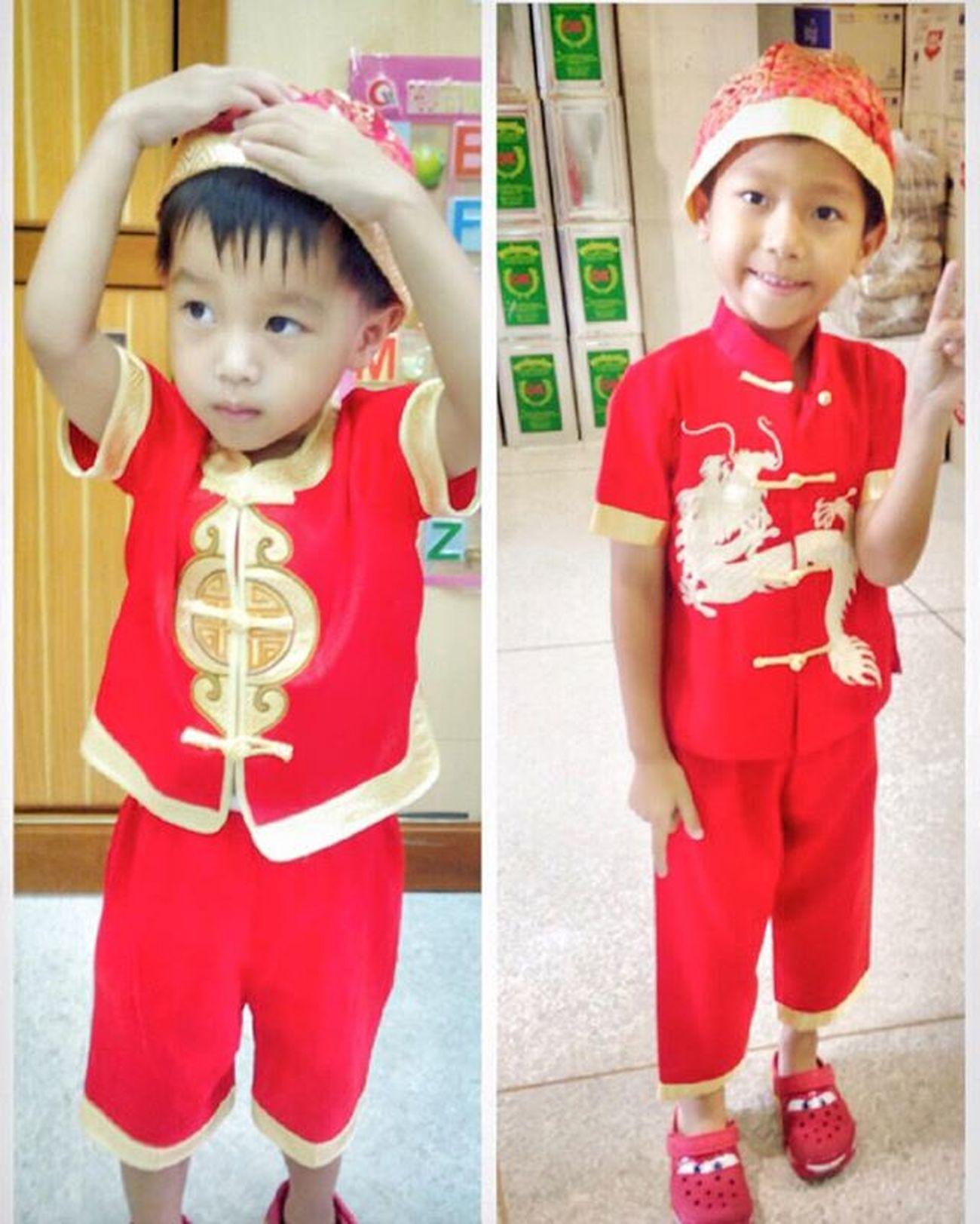 Happy Chiness new year อั่งเปา แจกตังค์ วันของเด็ก