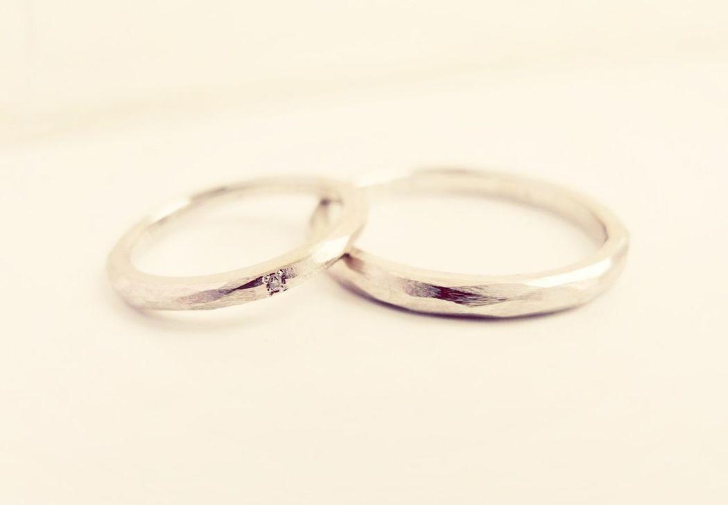 リング ウェディング オーダーメイド Wedding Marriage  Ring 結婚 指輪