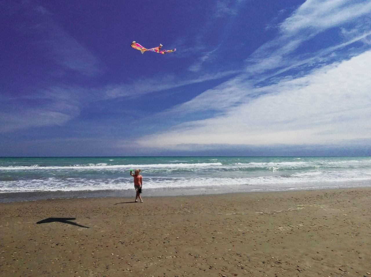 Sea Vacations Sky One Person Beach