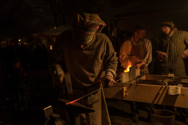 perfect time to a journey back in time Back In Time Christmas Market Cold Dark Middle Ages Mittelalterlicher Weihnachtsmarkt Night Weihnachtsmarkt Winter