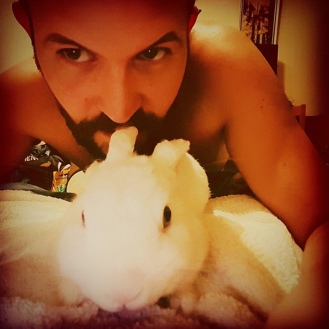 My Pet Rabbit 🐇 The Name Is Blaster Summer ☀ Euskadi España🇪🇸