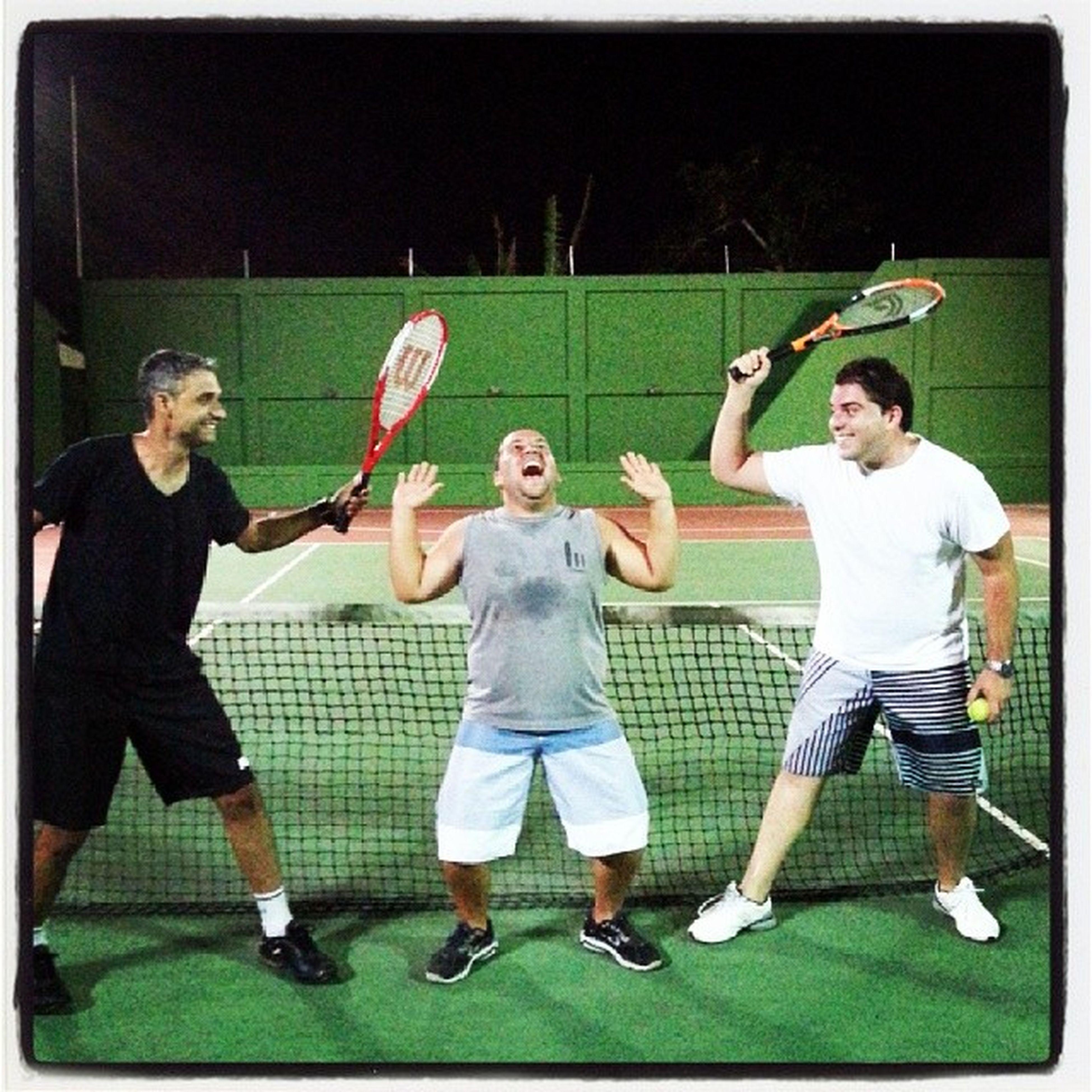 Crazy Players! TênisFriday