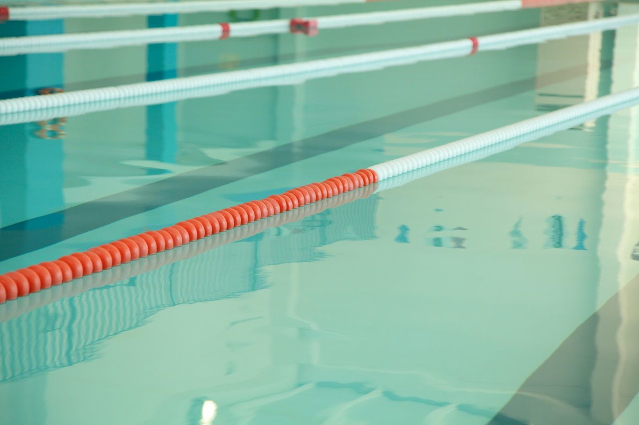 Beautiful stock photos of pool, Absence, Competitive Sport, Day, Indoors