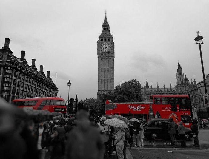 Big Ben Westminster British Britain Clock Tower