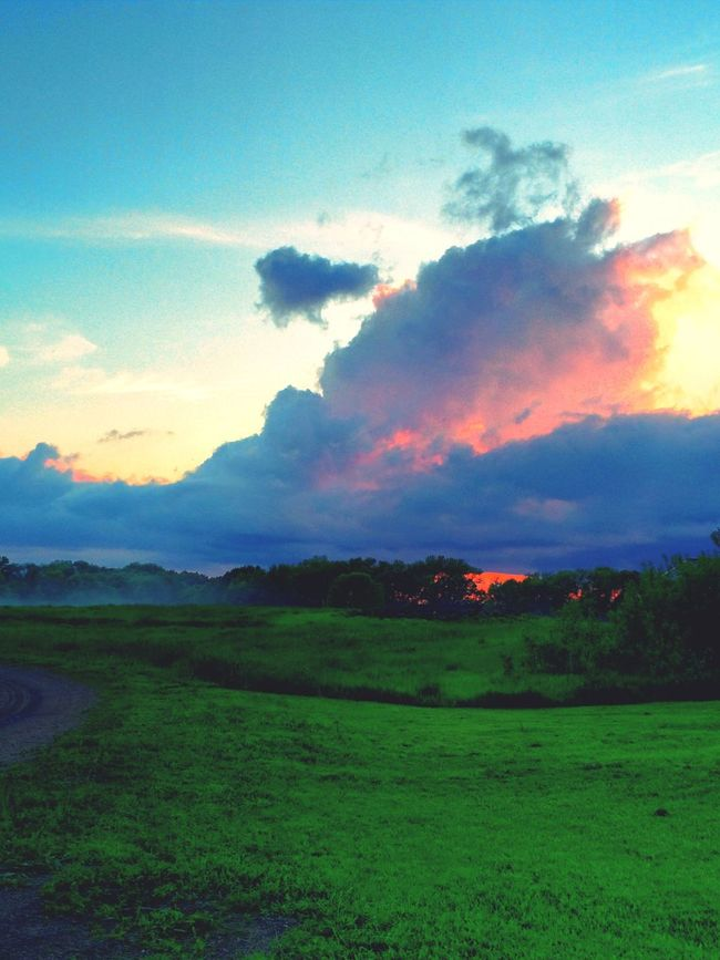 My home is beautiful Nature Landscape_photography Clouds And Sky Popular Photos OpenEdit