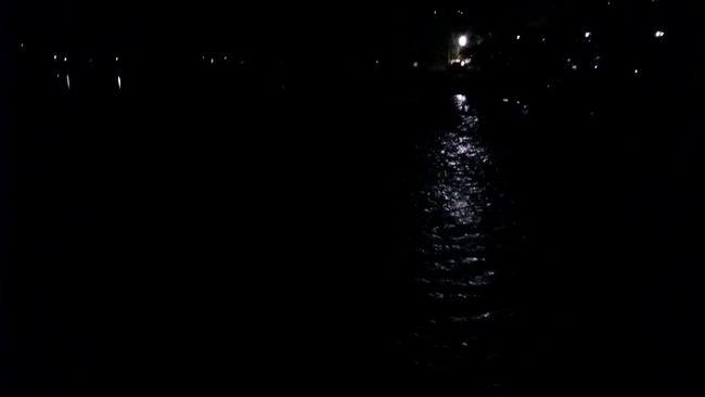 Sacramento River Late Night Walk