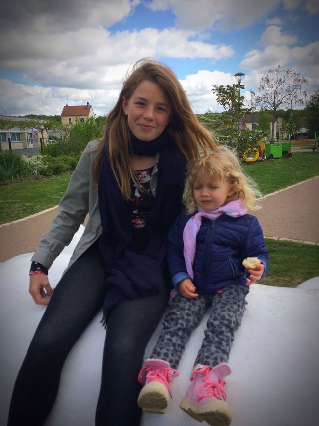 Mes 2 princesses Cheese!