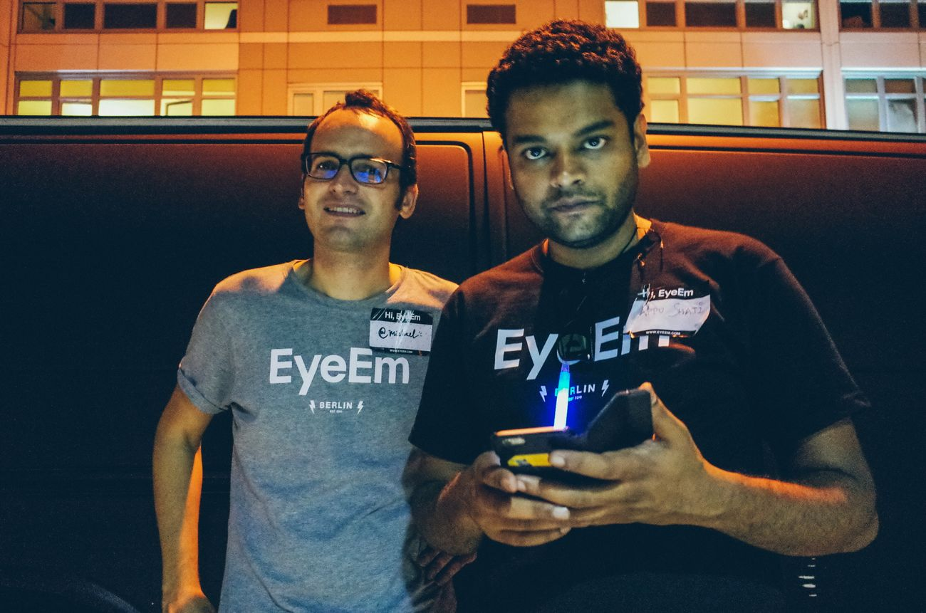 Eye To Eye with the makers of EyeEm and Eyevision. Eyeem Festival 2015 EyeEm Team New York City Streetphotography