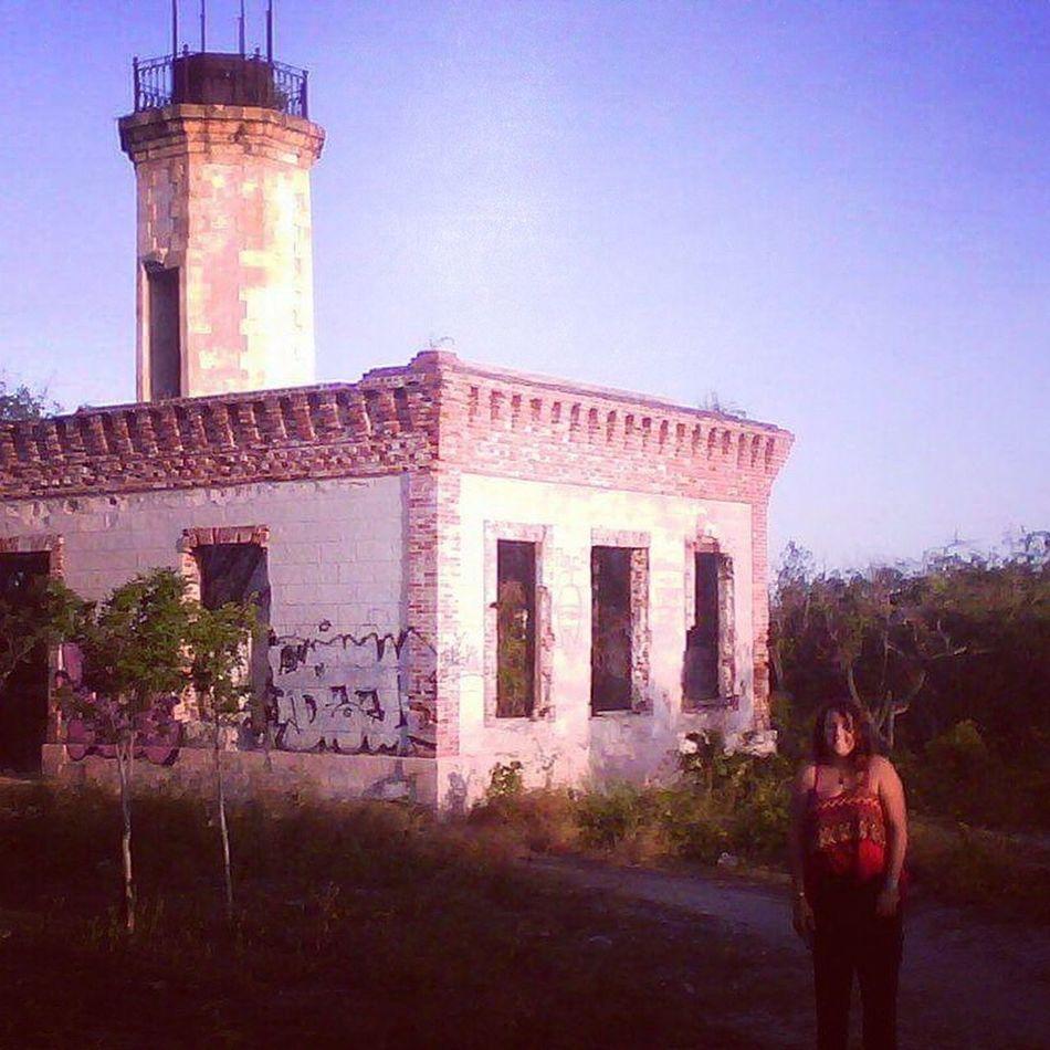 Picture by my love. Foto por mi amorcito.