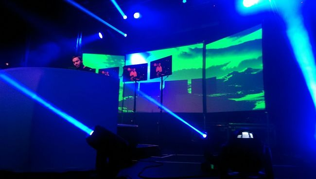 For The Love Of Music Fritz Kalkbrenner First Row London Live Concert