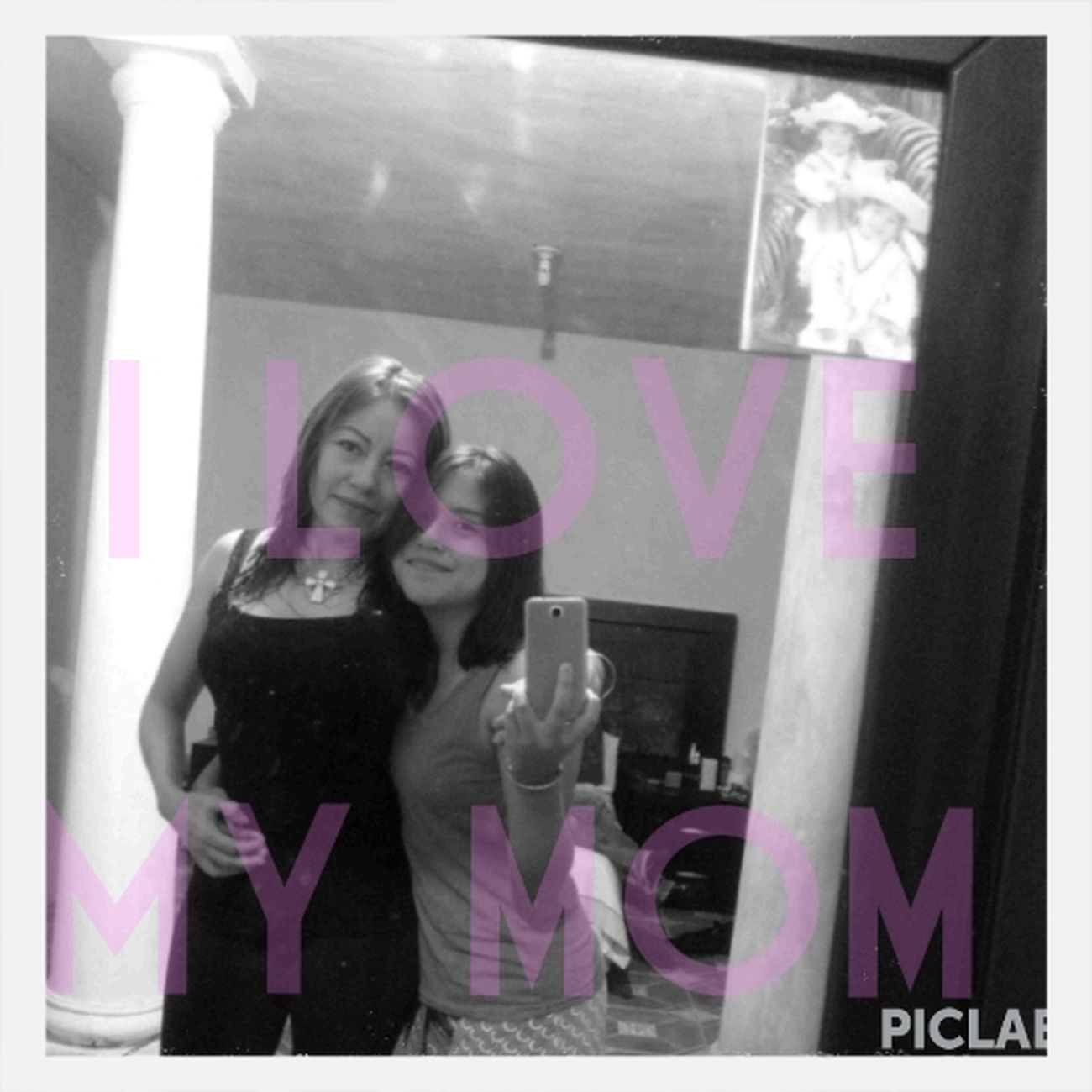 I Love My Mom❤ Mom ❤ Me And My Mom With My Mom ❤