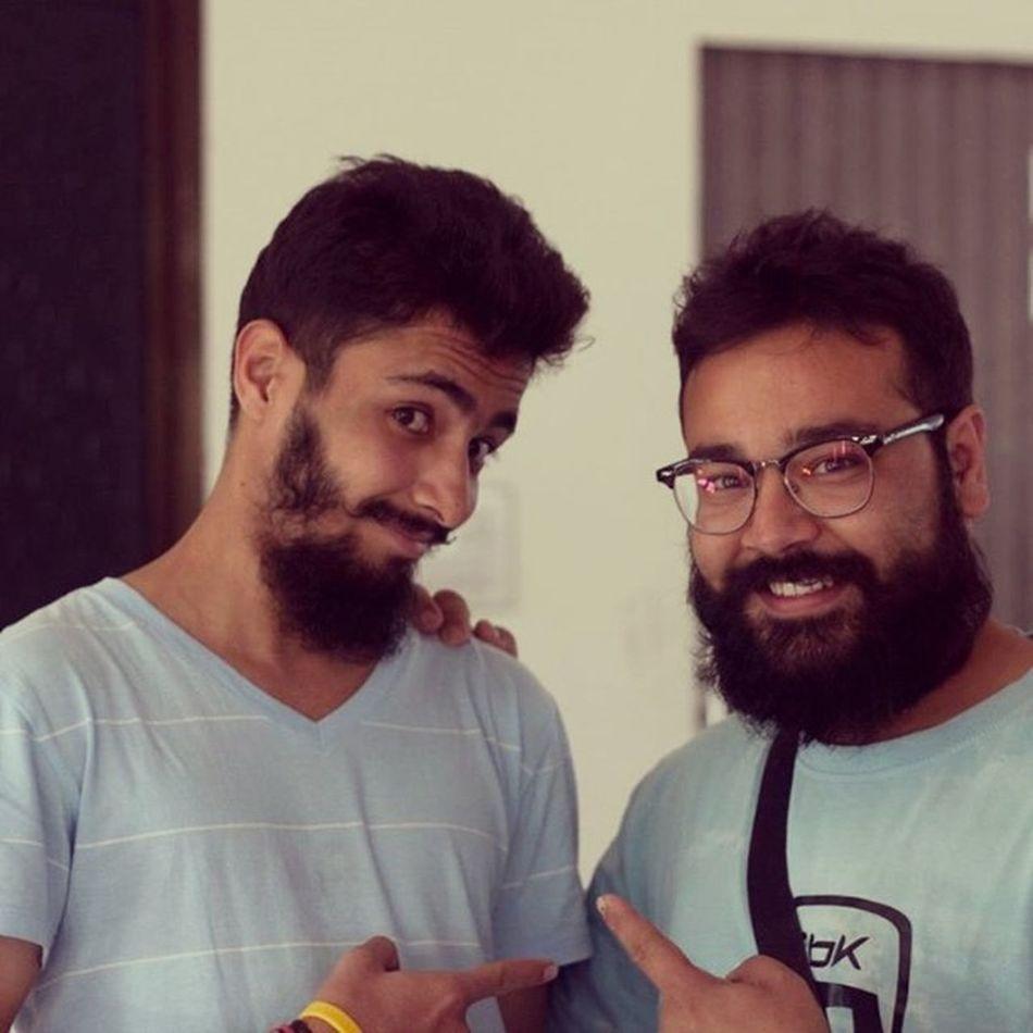 Beard Beardbros Brother Beardlove Sexybeard Beardandme Friend Mentor Love Babydoll  Moustaches Proudlybearded ;)