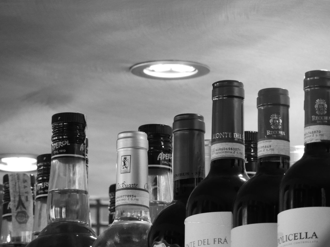 Alcohol Bottle Bottle Art Bottle Cap Bottle Of Wine Bottles Bottles !!!! Bottles Collection Bottles Of Wine Brewery Day Food And Drink Industry Industry Low Angle View No People Outdoors Sky