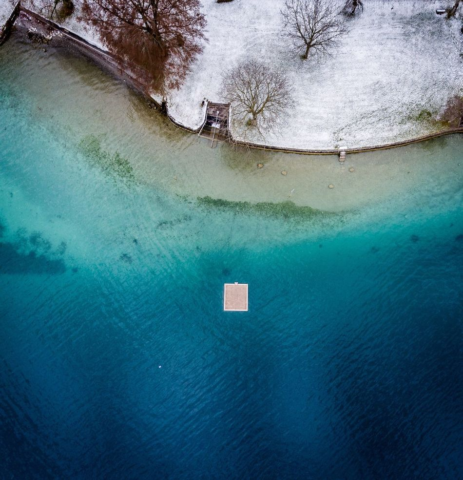 Beautiful stock photos of blue,  Aerial View,  Beach,  Beauty In Nature,  Blue