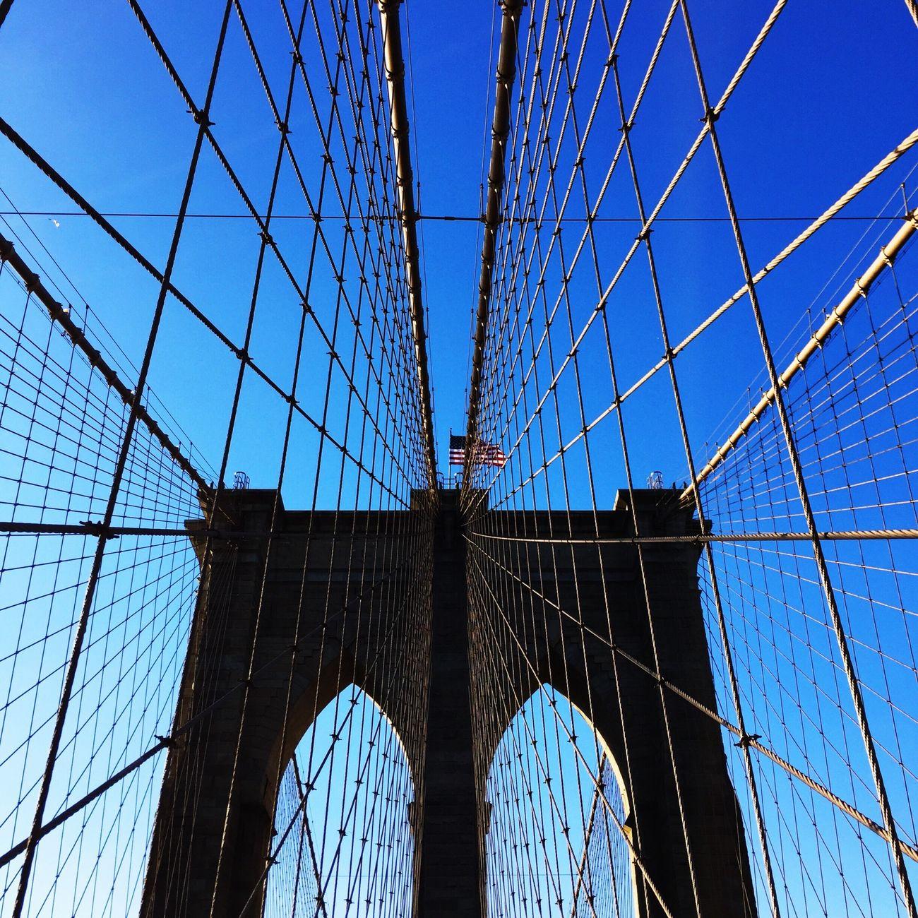 Brooklyn Bridge  Taking Photos Enjoying Life Sunday