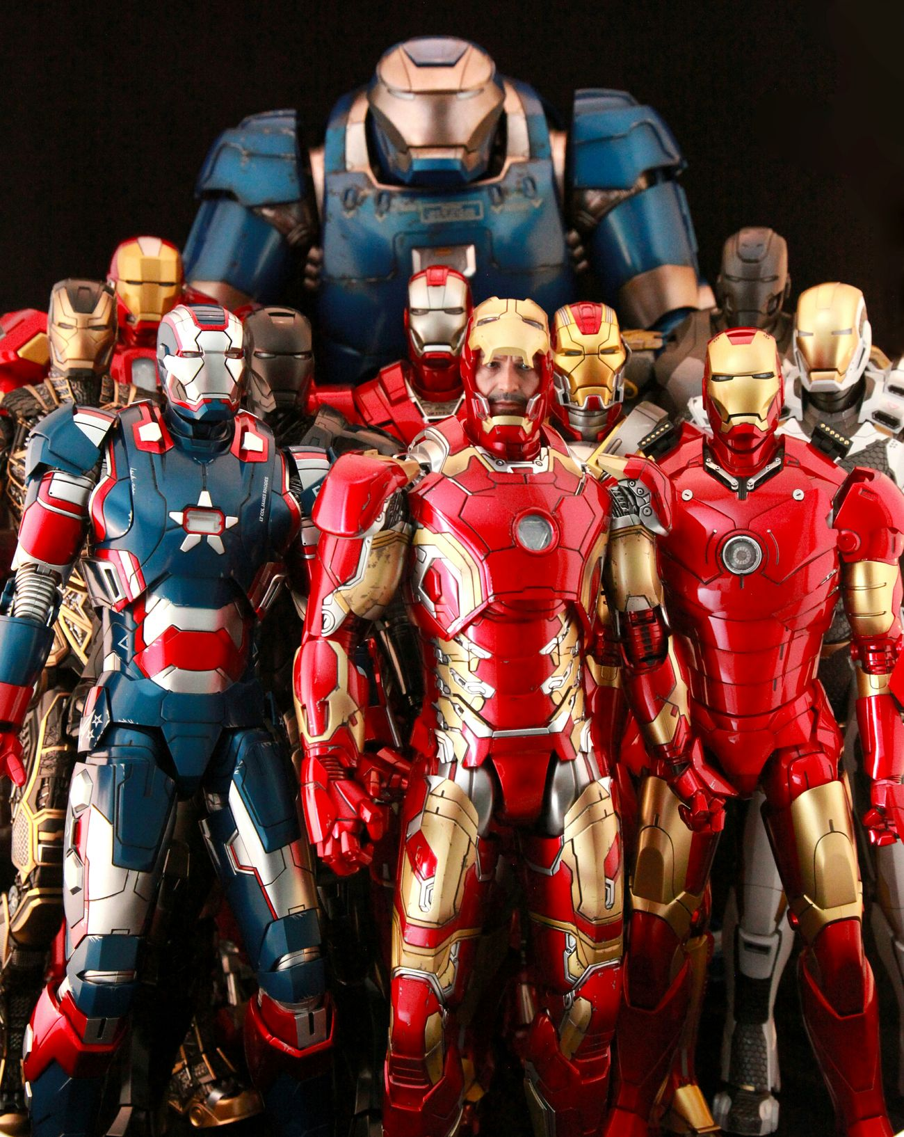 B Side. Civilwar Hottoys Ironman Marvel Onesixthscale Anarchyalliance Ata_dreadnoughts Toyphotography Ironlegion Housepartyprotocol Hallofarmor