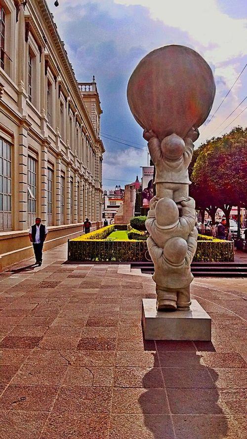 Sculptures Artandculture EyeEm Best Shots Mexico De Mis Amores Hdr_lovers