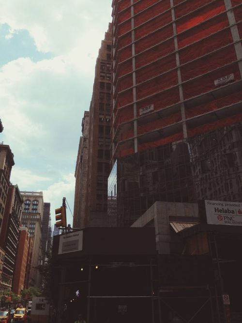 Construction NYC CAB