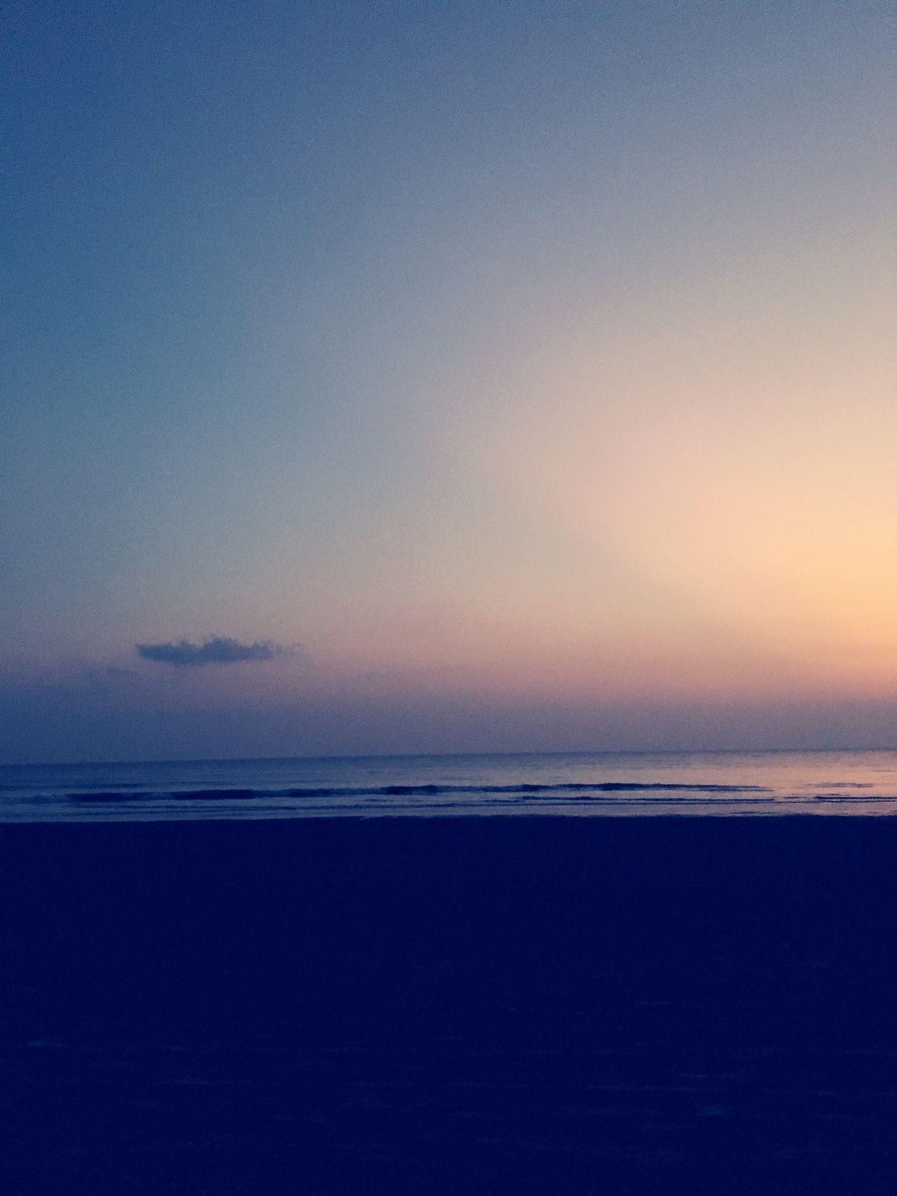 ทะเลสีดำ ไม่นานก็เช้า