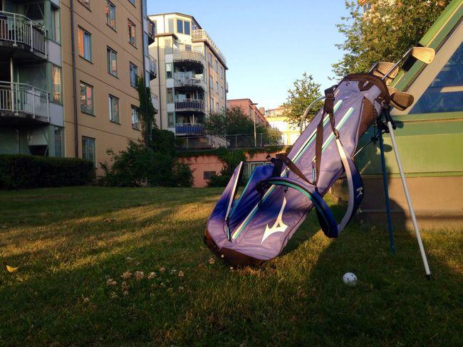 Practice ? GoingOKButNotAwesome Golf Summer