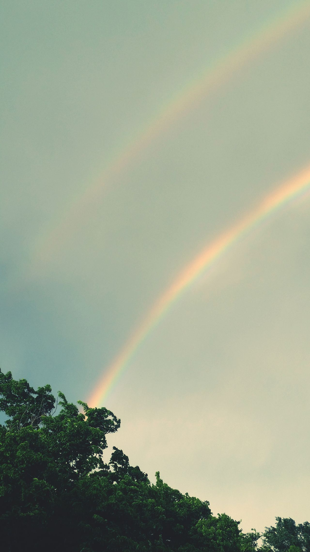 Double Rainbow Oklahoma Skies Enjoying Life Oklahoma Weather Oklahoma Living