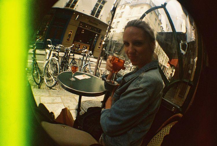 <3 Au Petit Fer à Cheval <3 Rosé Marais Paris