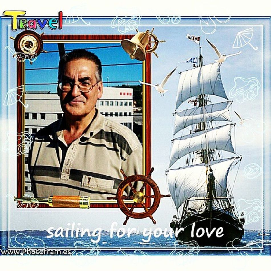 Sailing for your love ♥ 》》