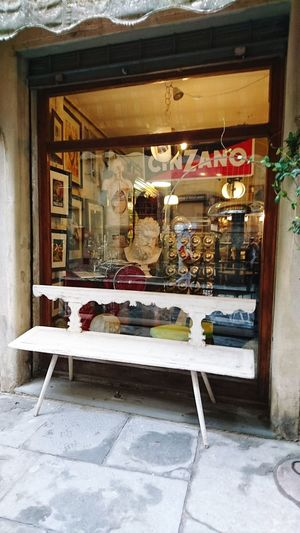 Chair No People Day Architecture Indoors  Building Exterior Architecture Business Finance And Industry Shop Goods For Sale Cortona, Italy.