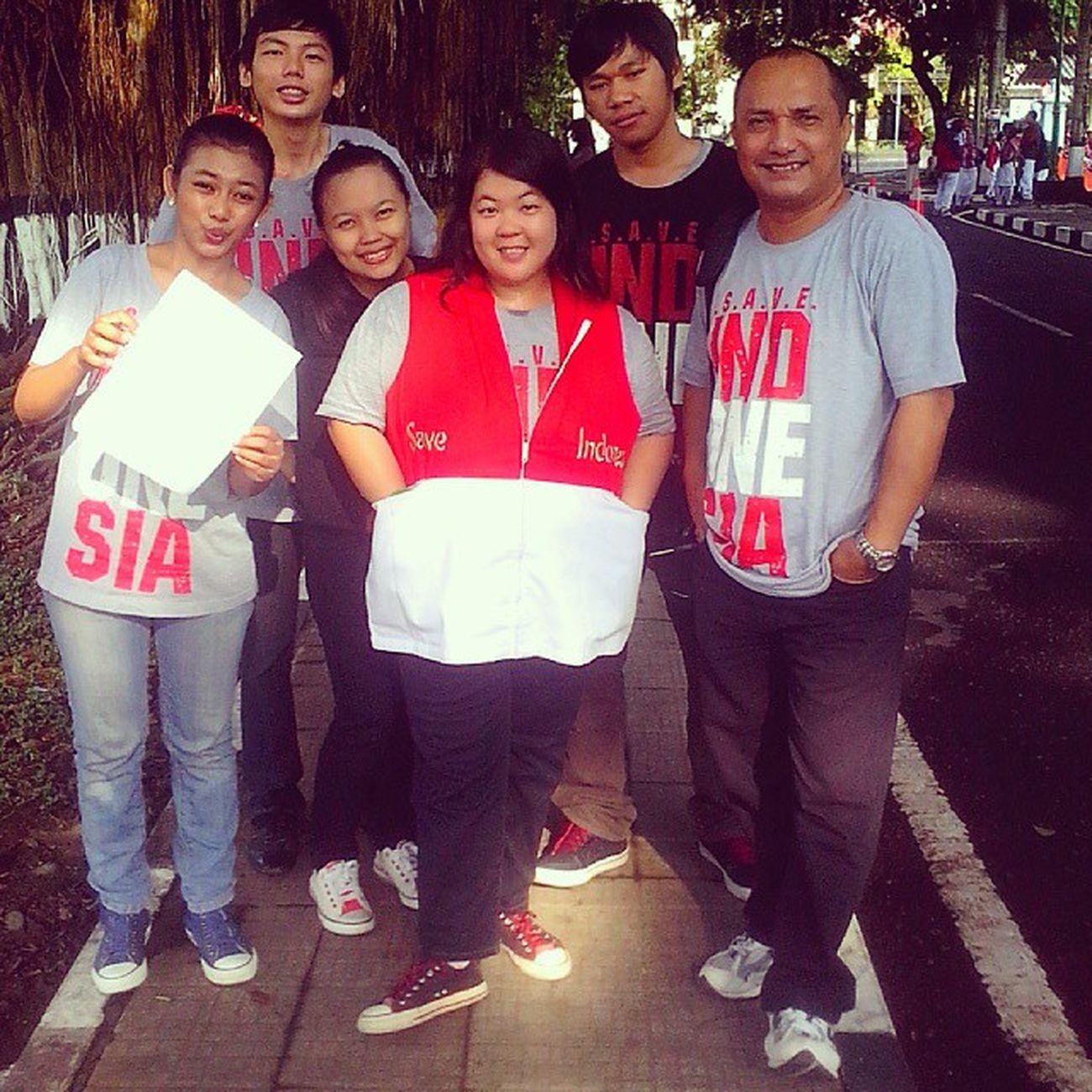 Bangkitlah pemuda Indonesia!!! Flashdance  INDONESIA Bisa Lapangan pemda sleman