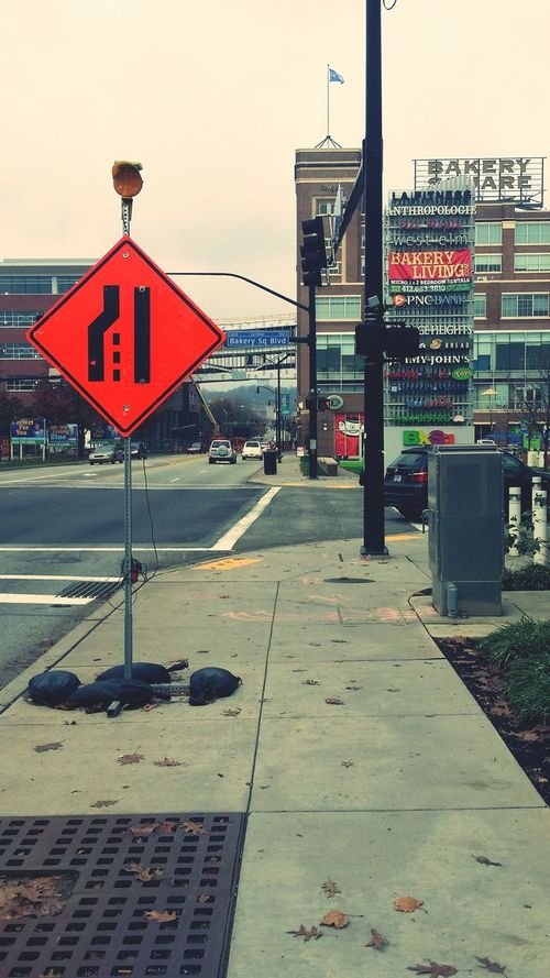 Taking Photos Check This Out Pittsburgh Pennsylvania Bakery Square Photo Street Photography Sign