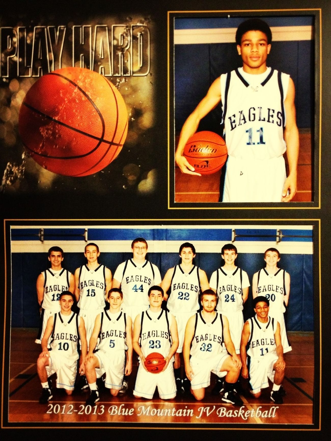 Had a good season , 17-4! #like if you proud of me!