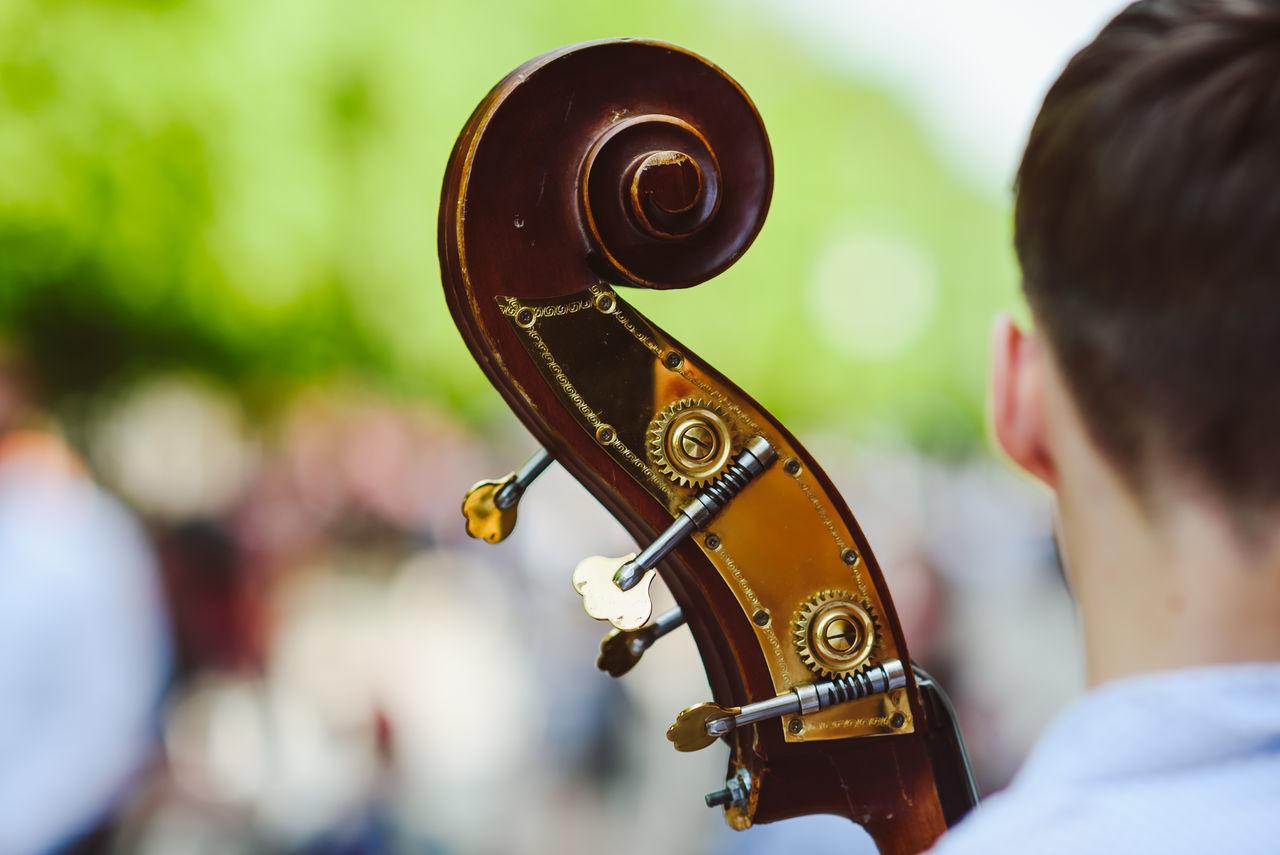 Detail Absract Close Up Detail Music Musical Instrument Selective Focus Street