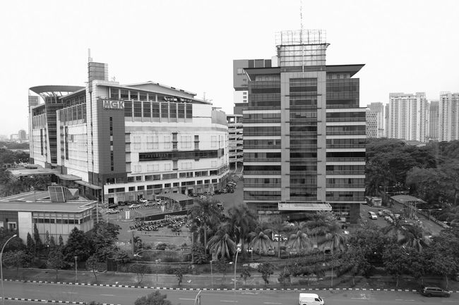 Mgk Kemayoran Blackandwhite Blackandwhite Photography Photobydeca Bw Photography Building Office View Fuji Xt10 Fujifilm EyeEm Indonesia Terfujilah