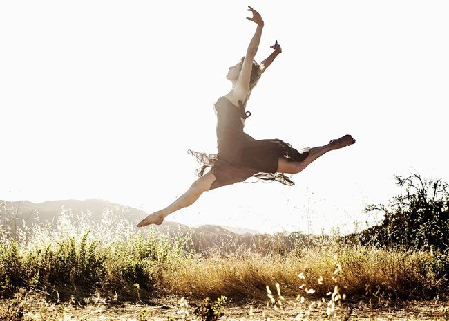 Dancer Jump Jetë California American Beauty SoCal Sunset Love Portrait The Portraitist - 2016 EyeEm Awards The Great Outdoors - 2016 EyeEm Awards Ballerina Need For Speed Girl Power Adventure Club People And Places