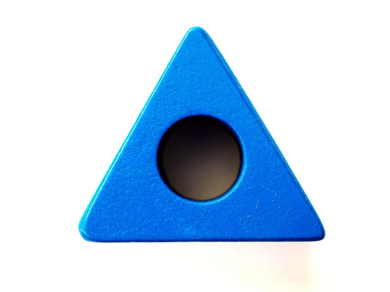 White Background Circles And Holes Black Hole Colored Wood Multi Colored Neon Life EyeEmNewHere Geometry Pattern Geometric Abstraction Abstract Geometry Geometric Shape Minimalist Photography  Minimalism Abstract Photography Wooden Shapes Close-up Triangle Triangle With A Hole In The Middle Blue Blue Triangle White And Blue Geometric Background