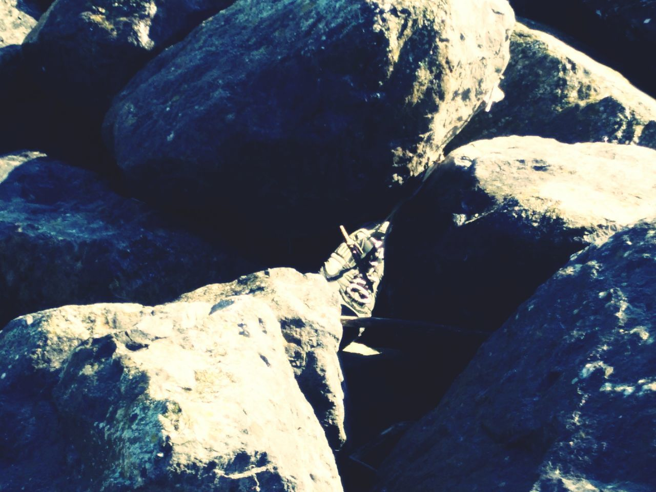 rock - object, rock, nature, outdoors, no people, day, water, close-up, beauty in nature
