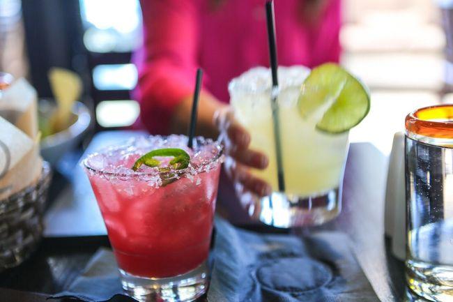 Liquid Lunch Margaritas