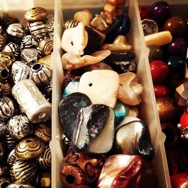 Beads ! Beads Colors Makingjewelry Etsyproduct production stone bracelet fashion accessories etsyseller etsyfinds lookup nosleepgang fuckyeah verynice goinggreat colorful beaded sweet jewelrygram instagood instalike instadaily beadphotography loveit