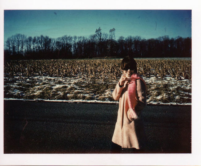 Filmisnotdead Polaroid Analogue Photography Film Candid
